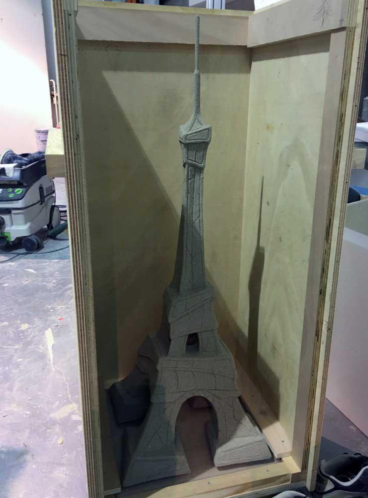 Original de la Tour Eiffel Alain Godon